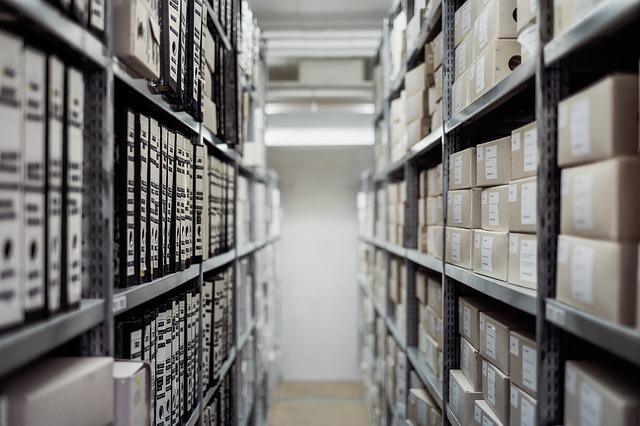 Порядок сдачи документов в архив
